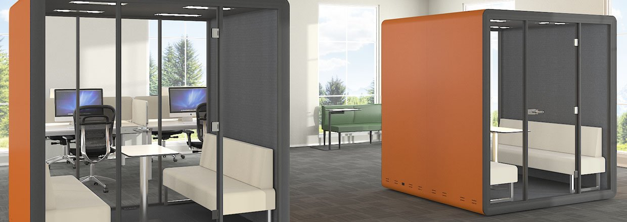 Nyhed - Office Pod!